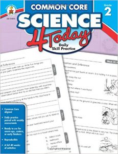 Common Core Science 4 Today, Grade 2 Daily Skill Practice