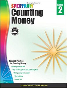 Counting Money (Grade 2)