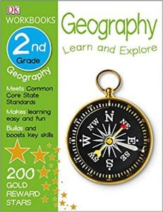 DK Workbooks Geography, Second Grade