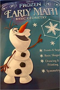 Frozen Early Math Basic Geometry