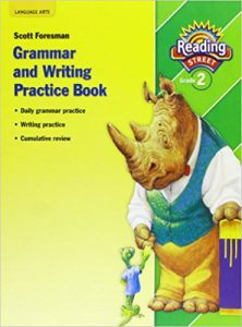 Grammar and Writing Practice Book Grade 2