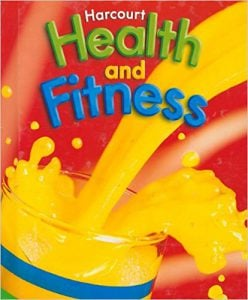 Harcourt Health & Fitness Grade 2 Textbook