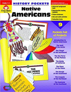 History Pockets Native Americans, Grades 1-3