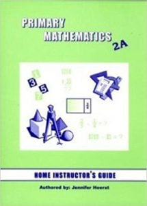 Singapore Math Level 2 (US Edition) Home Instructor's Guide 2A