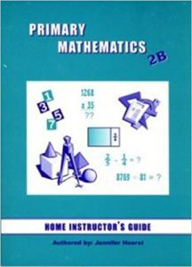 Singapore Math Level 2 (US Edition) Home Instructor's Guide 2B
