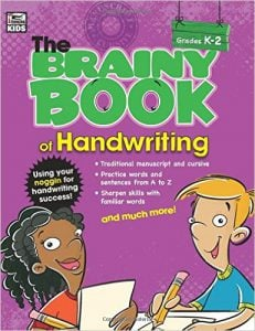 The Brainy Book of Handwriting