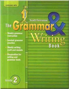 The Grammar & Writing Book Grade 2