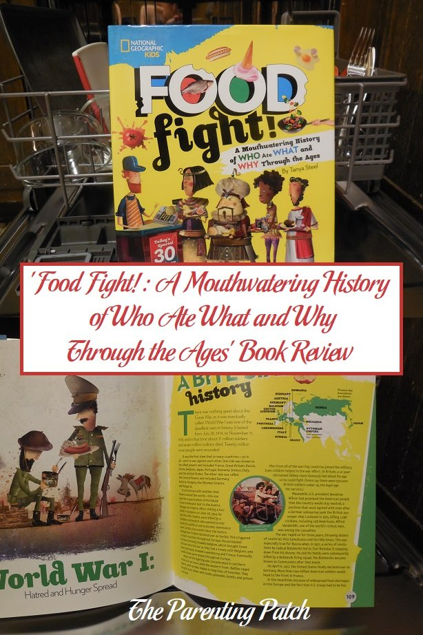 'Food Fight!: A Mouthwatering History of Who Ate What and Why Through the Ages' Book Review