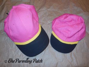 Flamingo Bill Hats for Easy Flamingo Costume