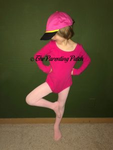 Easy Flamingo Costume 2