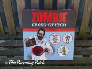 Zombie Cross-stitch Box