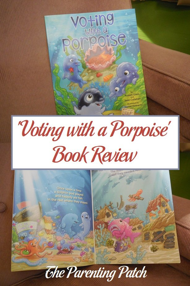 'Voting with a Porpoise' Book Review