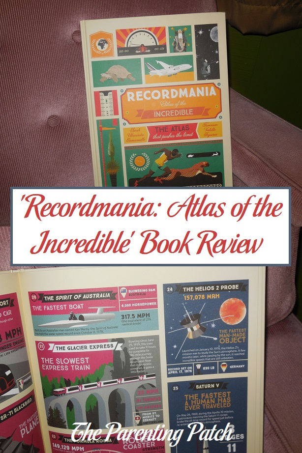 'Recordmania: Atlas of the Incredible' Book Review