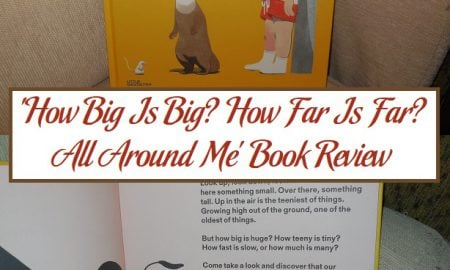 'How Big Is Big? How Far Is Far? All Around Me' Book Review