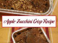 Apple-Zucchini Crisp Recipe