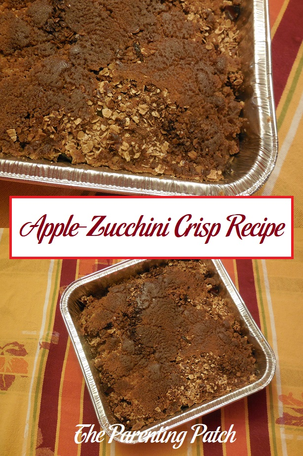 Apple-Zucchini Crisp Recipe