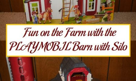 Fun on the Farm with the PLAYMOBIL Barn with Silo
