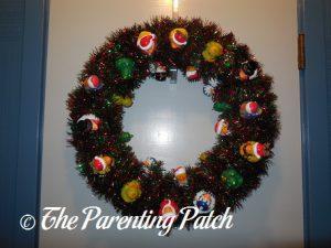 Christmas Duck-oration Wreath
