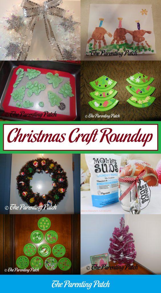 Christmas Craft Roundup