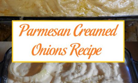 Parmesan Creamed Onions Recipe