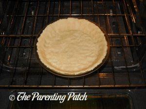 Pie Crust for Chocolate Pecan Pie