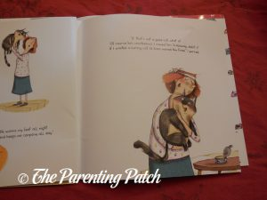 Inside Pages of 'Dear Santa, I Know It Looks Bad But It Wasn't My Fault!' 3