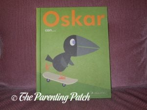 Cover of 'Oskar Can'