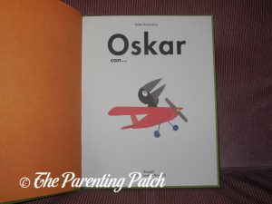 Inside Pages of 'Oskar Can' 1