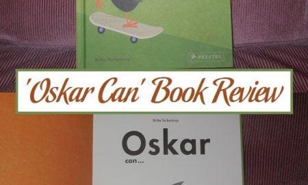 'Oskar Can' Book Review