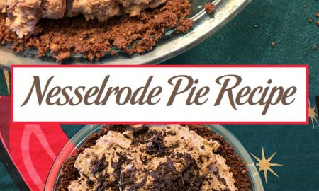 Nesselrode Pie Recipe