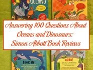 Answering 100 Questions About Oceans and Dinosaurs: Simon Abbott Book Reviews