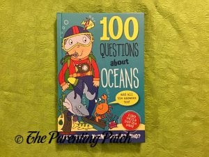 Cover of '100 Questions About Oceans'