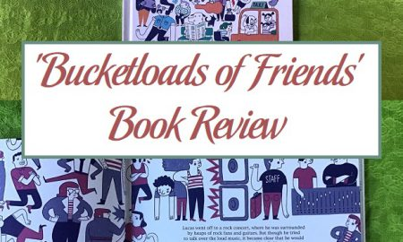 'Bucketloads of Friends' Book Review