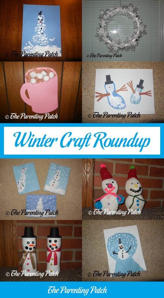 Winter Craft Roundup