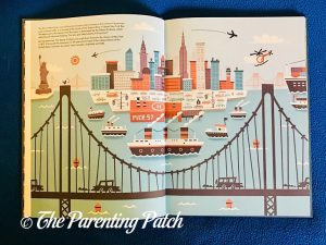 Inside Pages of 'Great Ports of the World: From New York to Hong Kong' 1