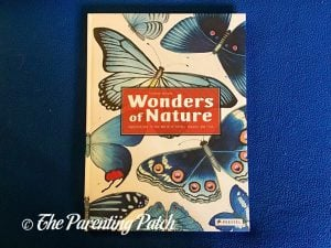 Front Cover of 'Wonders of Nature: Explorations in the World of Birds, Insects, and Fish'