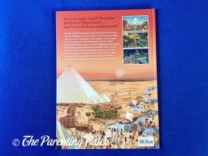 Back Cover of 'Where's the Architect? From Pyramids to Skyscrapers'