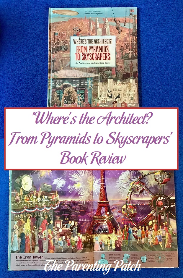 'Where's the Architect? From Pyramids to Skyscrapers' Book Review