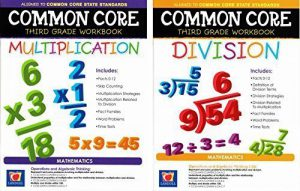 Common Core Third Grade Workbook Multiplication Division