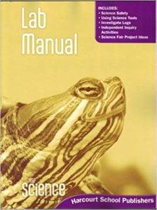 Harcourt Science: Grade 3 Lab Manual