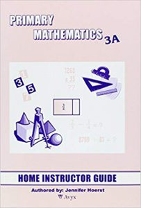 Singapore Math Level 3 (US Edition) Guide 3A