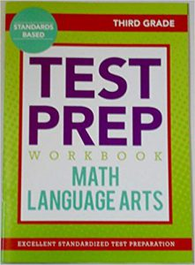 Test Prep Workbook: Math/Language Arts (Third Grade)