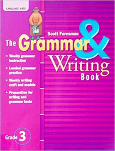 The Grammar & Writing Book: Grade 3