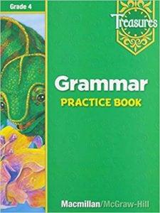 Treasures: A Reading/Language Arts Program (Grade 4) Grammar
