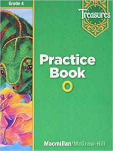 Treasures: A Reading/Language Arts Program (Grade 4) Practice Book