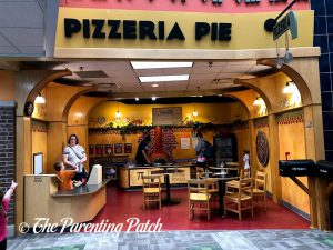 Pizzeria Pie at the Iowa Children's Museum