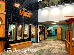 Music City at the Iowa Children's Museum