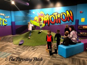 Notion of Motion at the Iowa Children's Museum 2