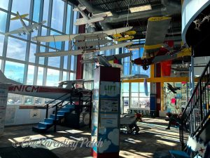 Take Flight at the Iowa Children's Museum