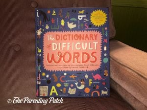 Cover of 'The Dictionary of Difficult Words'